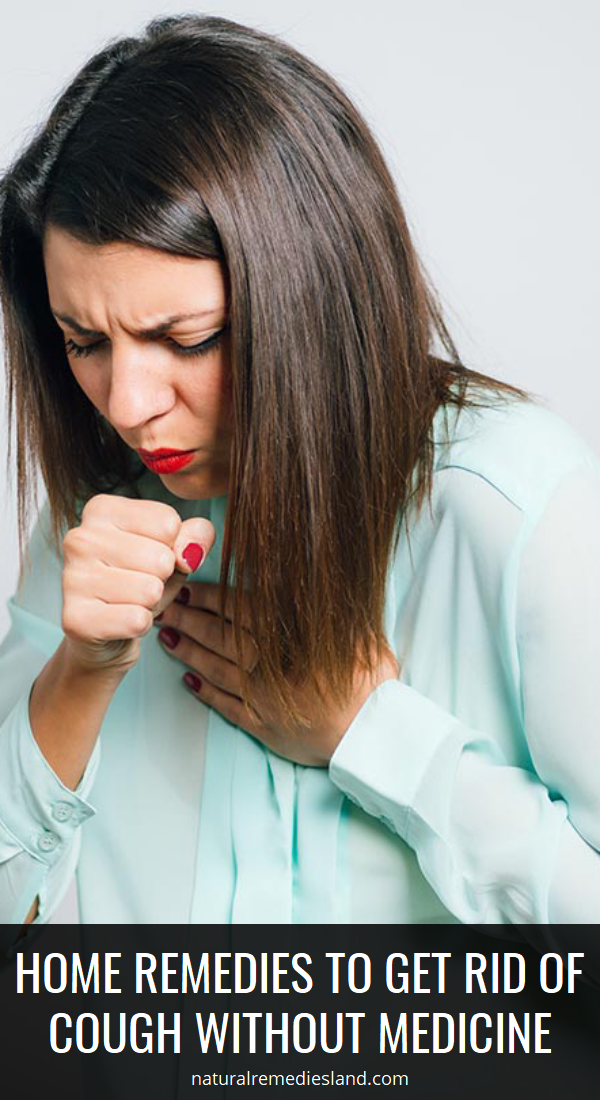 How can i get rid of a cough without medicine