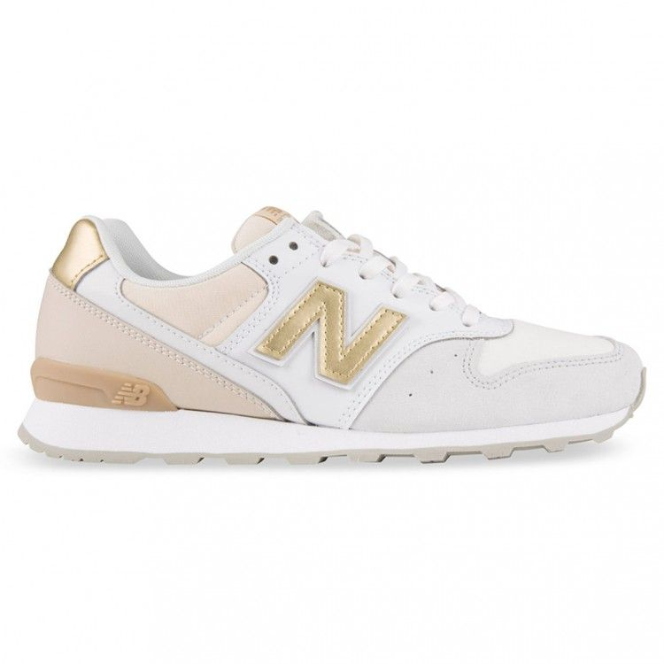beige new balance women's