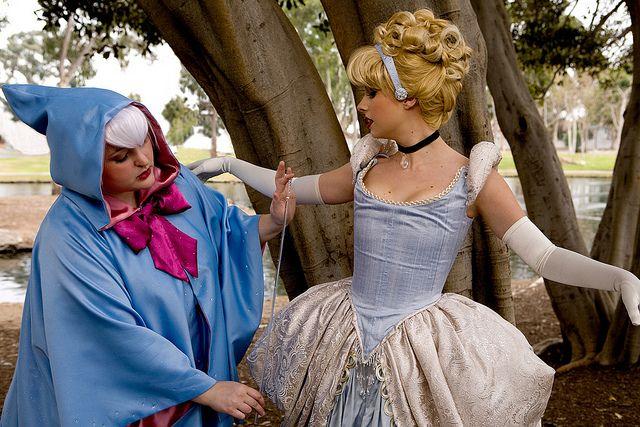 Best 25+ Cinderella Costume Ideas On Pinterest