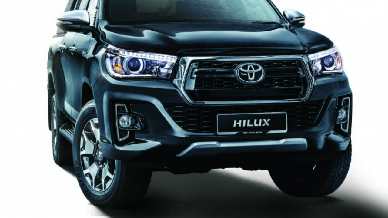 Toyota Hilux 2019 Facelift Prices Best Toyota Hilux 2019
