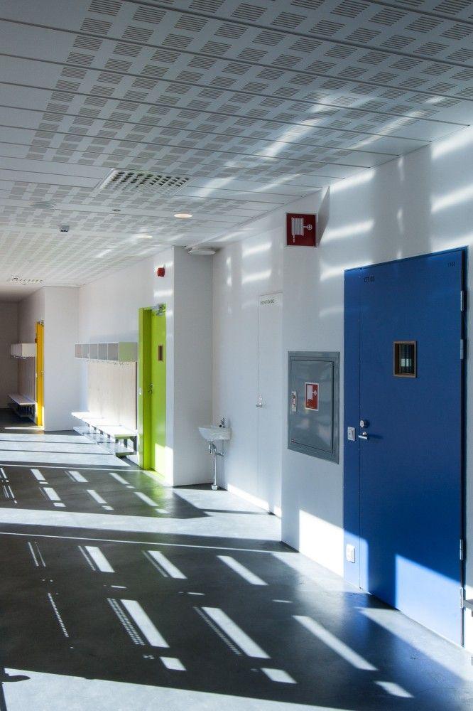 Gallery of niemenranta elementary school alt architects - Interior design curriculum high school ...