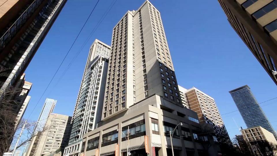 1101 Bay Toronto Downtown Toronto Toronto Skyscraper