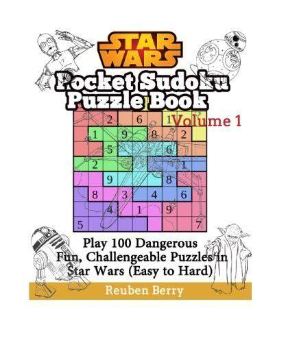 Star Wars Pocket Sudoku Puzzle Book Volume 1  Play 100