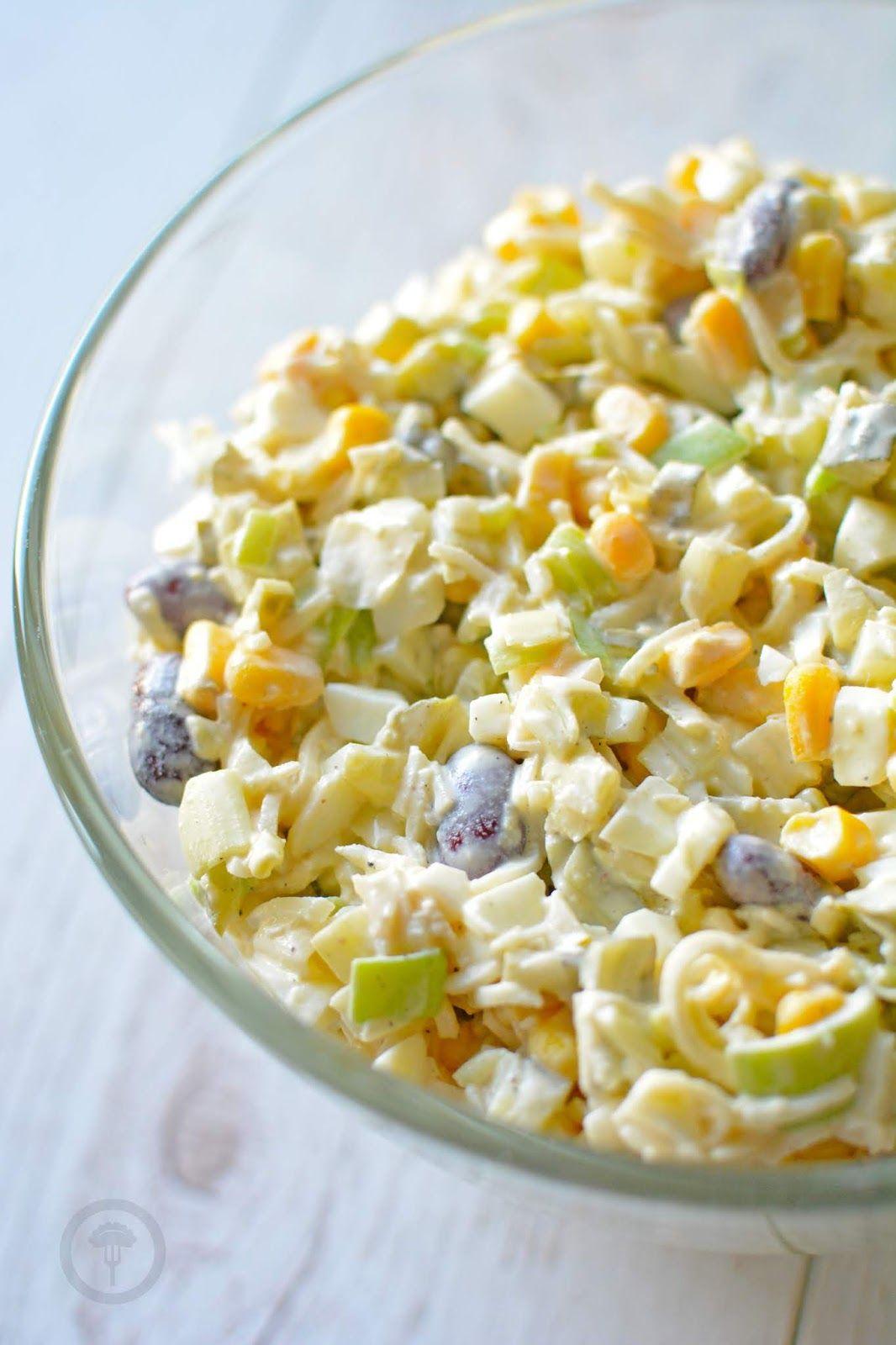 Salatki Na Swieta Wielkanoc Salatki Proste Na Impreze Culinary Recipes Cooking Recipes Recipes