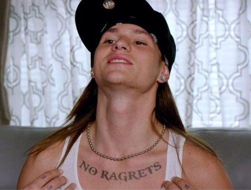 No Regrets Funny Movies Bad Tattoos Funny Meme Pictures