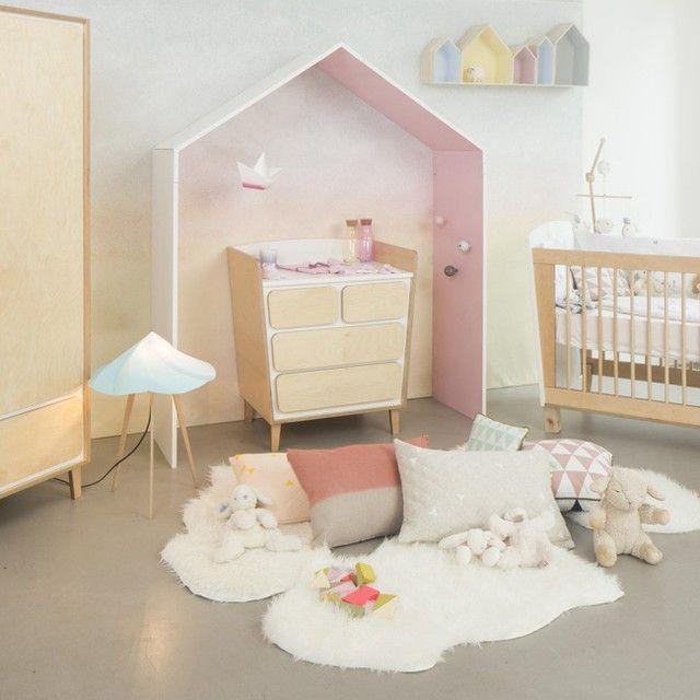 Mommo Design Little Houses Kid Room Decor Kid Room Style Eclectic Nursery