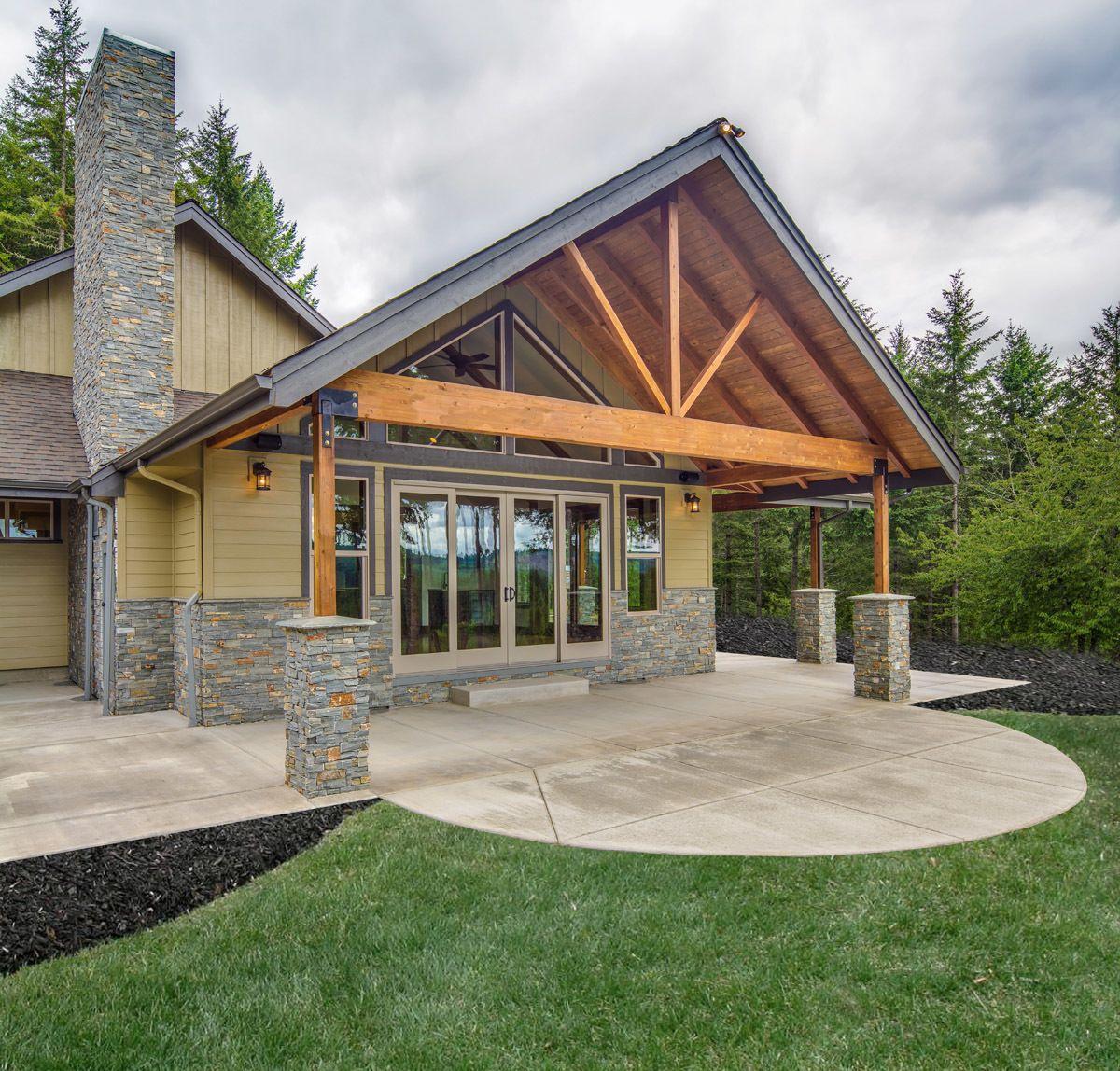 Craftsman House Plans Ranch Style: Plan 72815DA: Sticks And Struts Craftsman Ranch