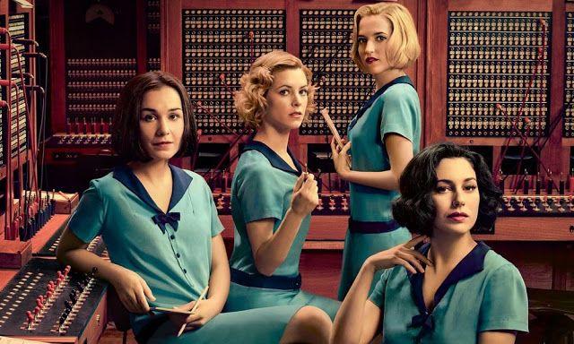 Llegan las nuevas chicas a Netflix     Semana 17: luto, remakes, estrenos y renovaciones    http://vistiendolaescena.blogspot.com.es/2017/05/semana-17-luto-remakes-estrenos-y.html
