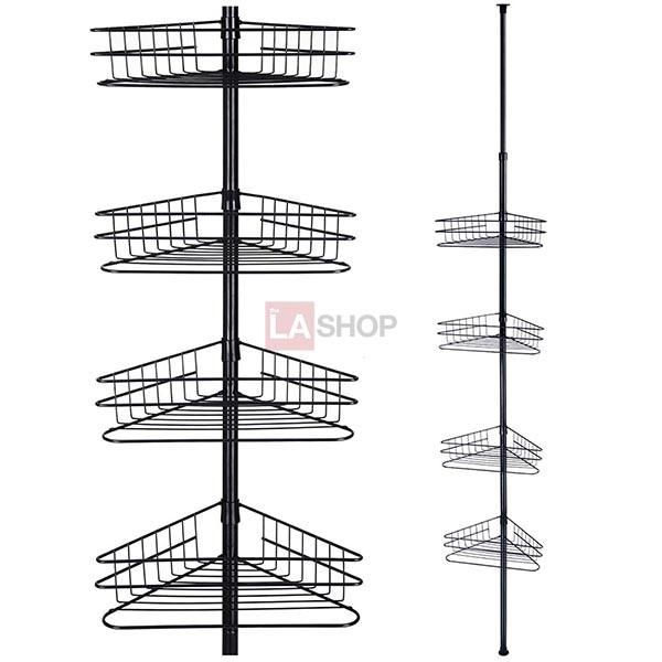 f0c96d4698bfd1c89ca9f5b20808bbe2 - Better Homes And Gardens Contoured Tension Pole Shower Caddy Instructions