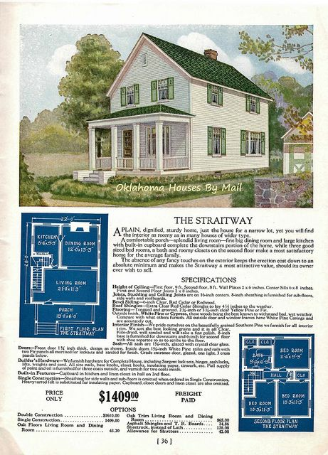 Sterling Homes 1928 The Straitway Craftsman House Plans Sterling Homes House Plans