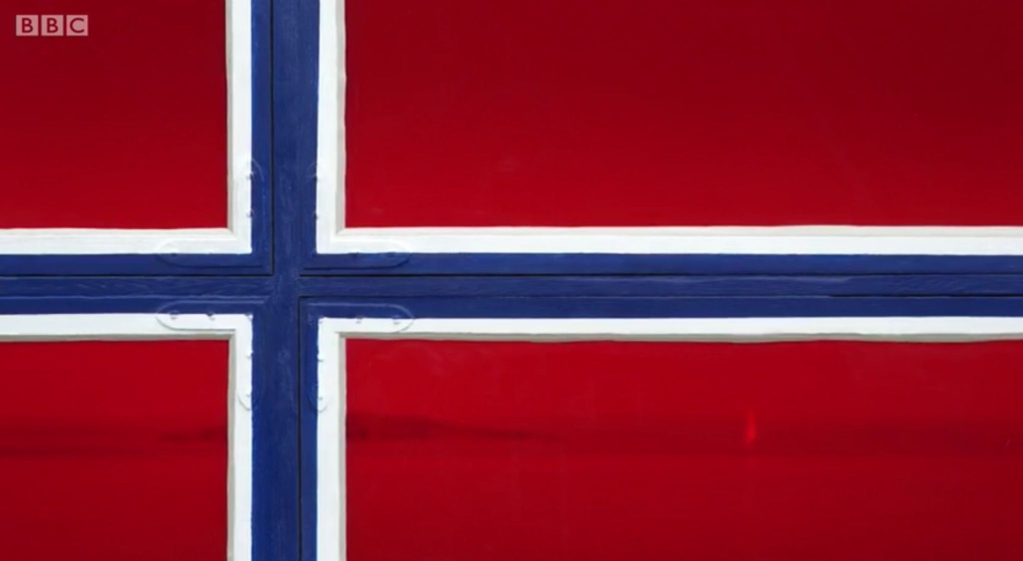 Eurovision Song Contest 2014 Norway flag art