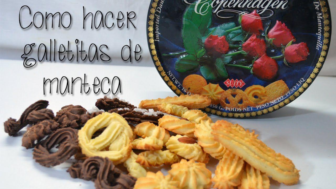 Como Hacer Galletitas De Manteca Como Hacer Galletas De Mantequilla Galletas De Mantequilla Como Hacer Galletas