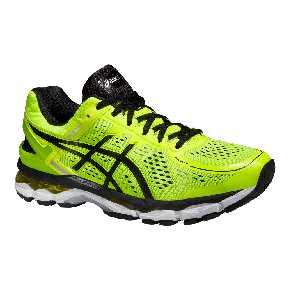 Asics Herre Gel Kayano 22   Asics running shoes, Stability
