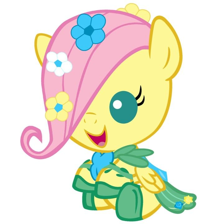 Baby Fluttershy My Little Pony Baby, Baby Pony, My Little Pony Pictures