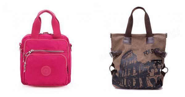 #BangGood - #Eachine1 Lightweight Waterproof Bags Multi Pockets Shoulder Bags Multifunction Crossbody Bags Backpack - AdoreWe.com