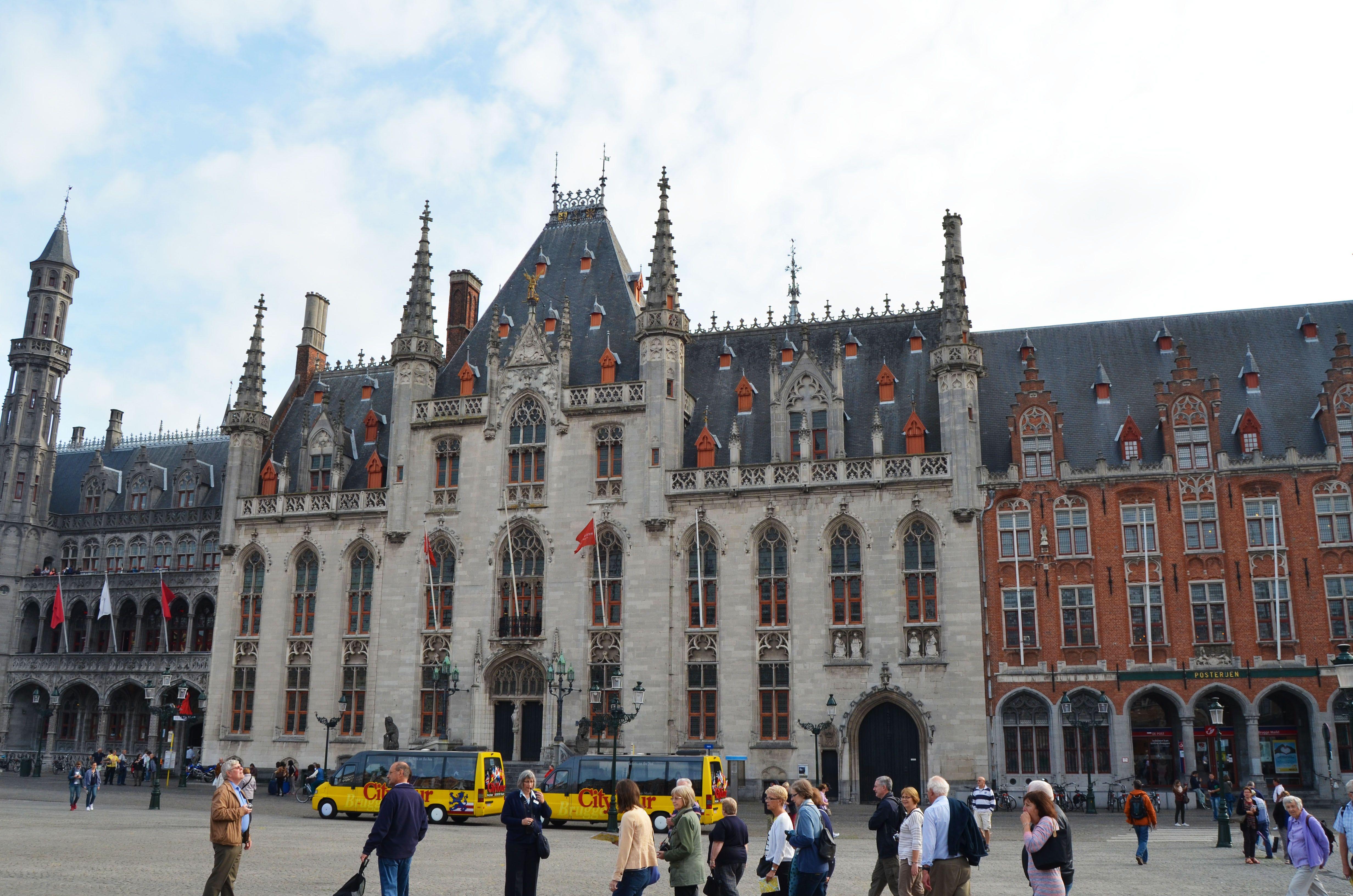 Juzgado Provincial, Brujas