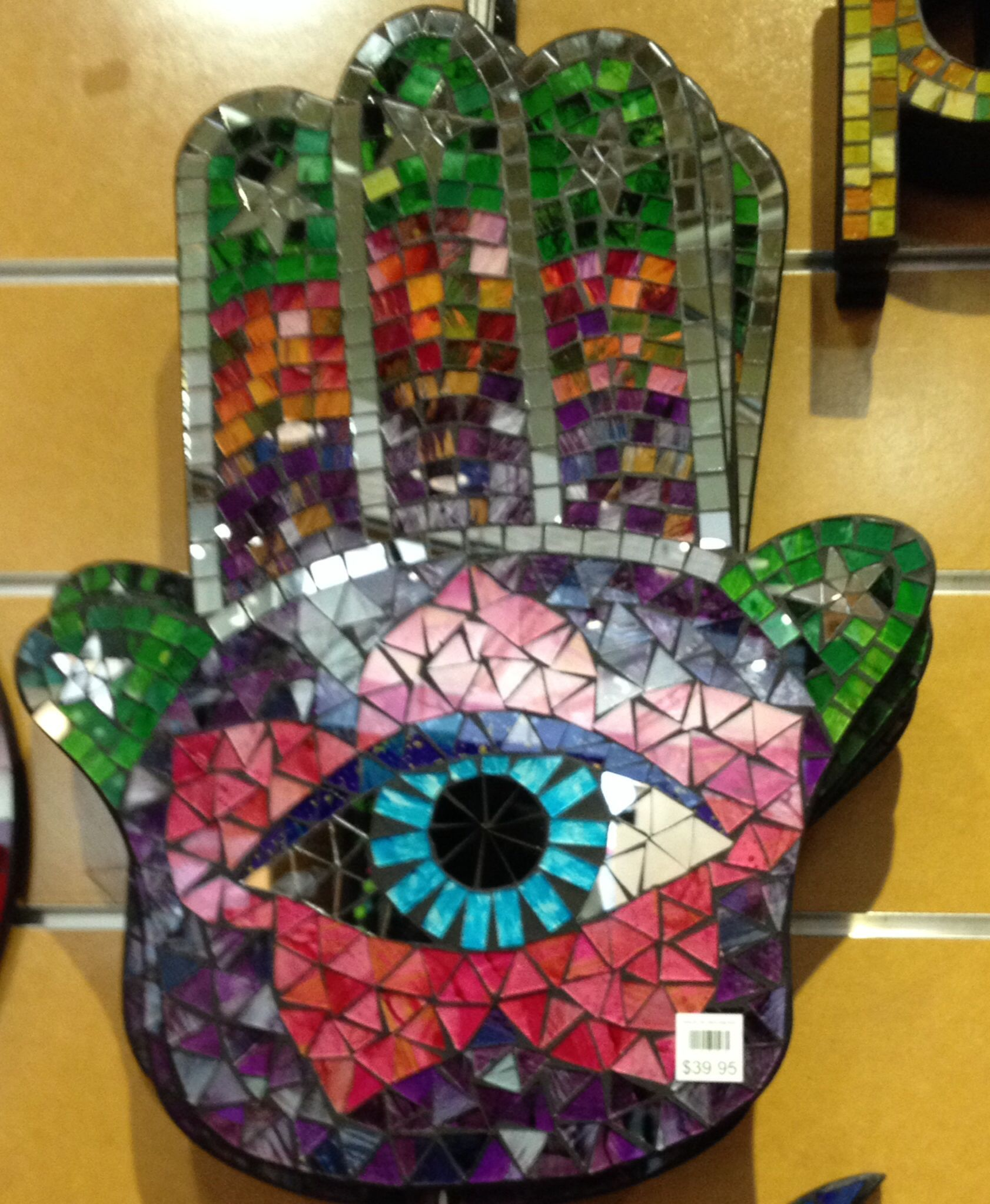 Easy mosaic stained glass patterns projects pinterest for Easy mosaic designs