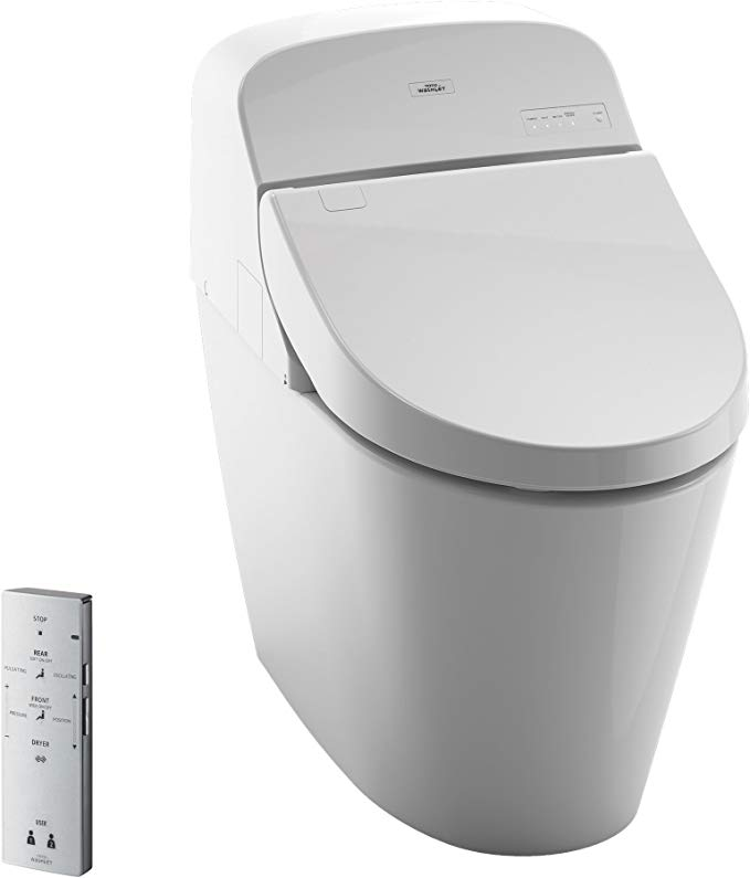 Toto MS920CEMFG01 1.28GPF/0.9GPF Washlet with