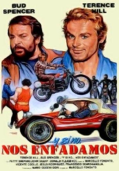 """Kid y Ben, amigos pero rivales, participan en una carrera de coches cuyo premio es un estupendo """"dune-buggy"""", un minibólido rojo con capota amarilla. Después de innumerables peripecias,…"""