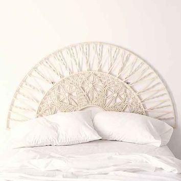 macram t te de lit pinteres. Black Bedroom Furniture Sets. Home Design Ideas