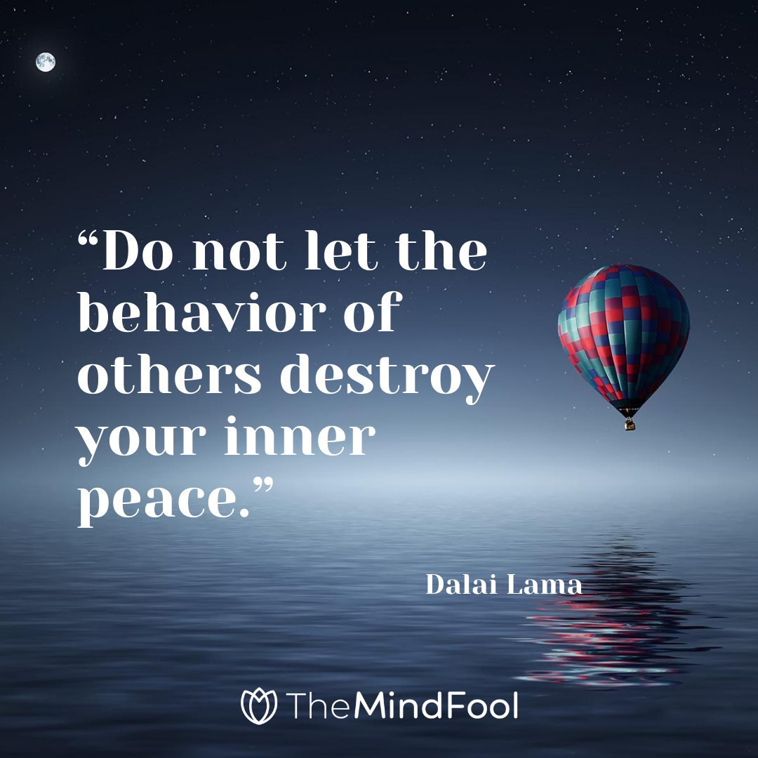 51 Peace Of Mind Quotes An Ode To Inner Silence Peace Of Mind Quotes Peace Quotes Mindfulness Quotes