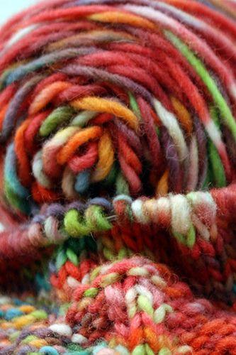 Crock Pot Yarn Dyeing!