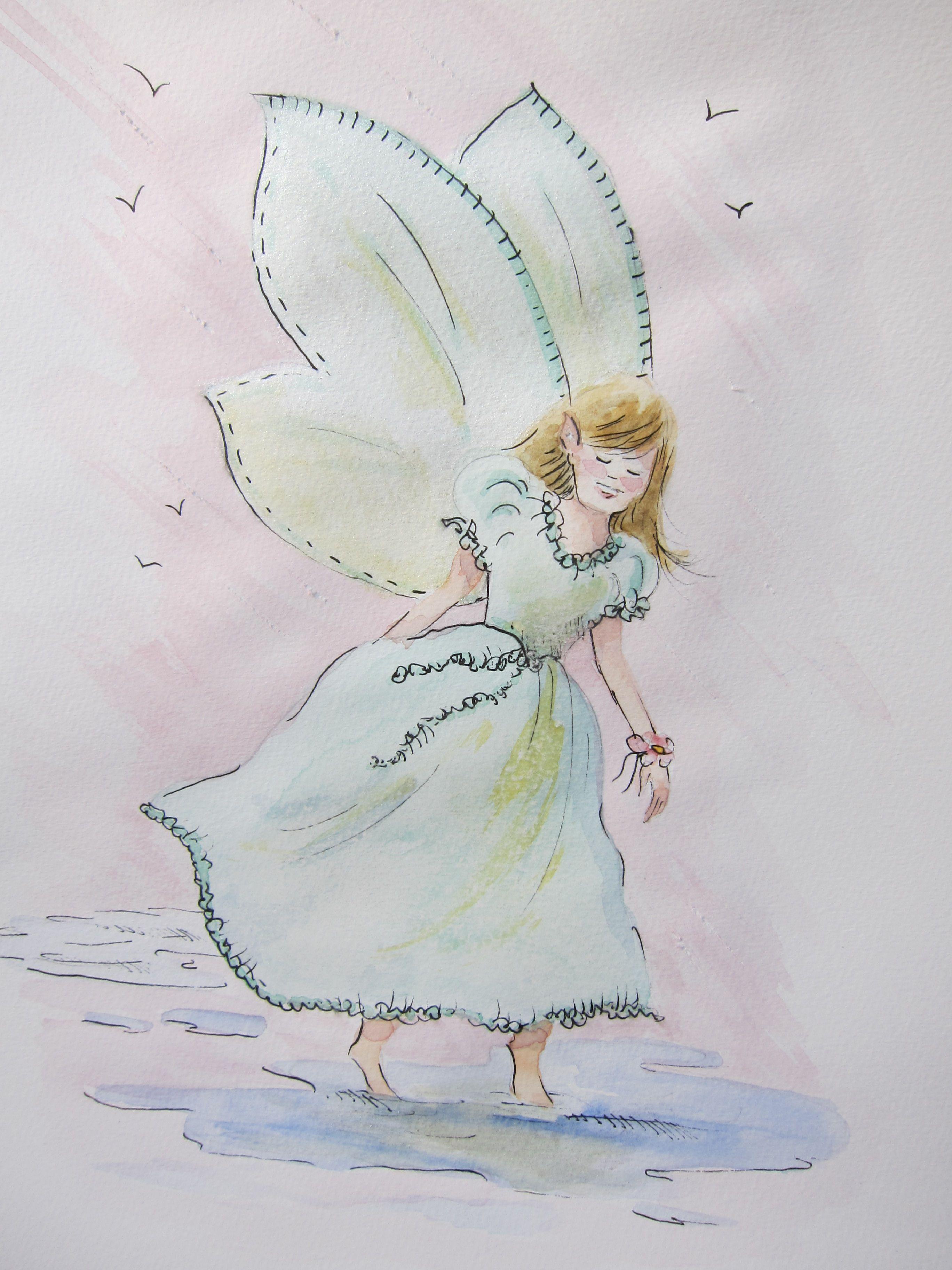 Puddle Fairy