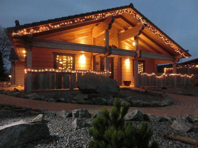 5 Sterne Chalet mit Sauna, Kamin, s/w Terrasse usw. Chalet ...