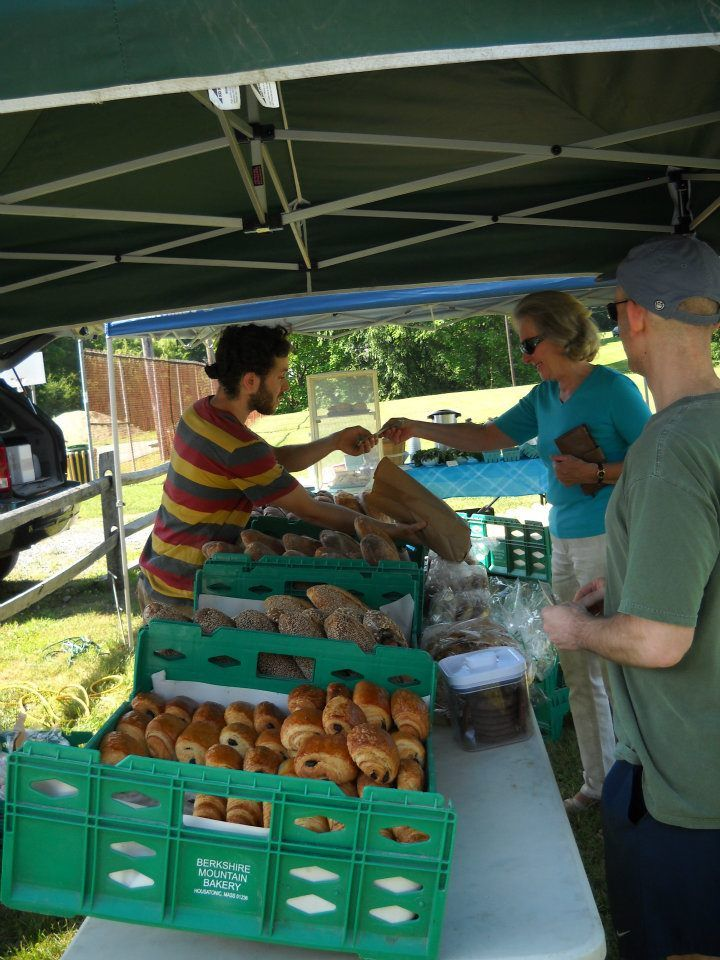 Opening Day at Hillsdale Farmer's Market in New York 9am - 1pm in Roe Jan Park at 9140 Route 22 http://farmersmarketonline.com/fm/HillsdaleFarmersMarketNY.html