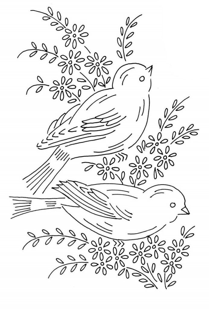 Цветы и нож рисунки