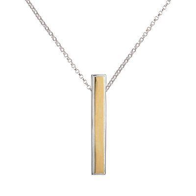 ELLE™ Pendant in Sterling Silver