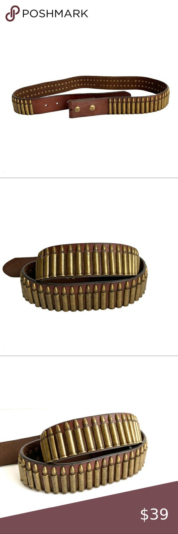 M16 223 5 56 Bullet Belt 2 4 8 Extensions Brass Copper New M249 Saw Brass Copper Belt Brass
