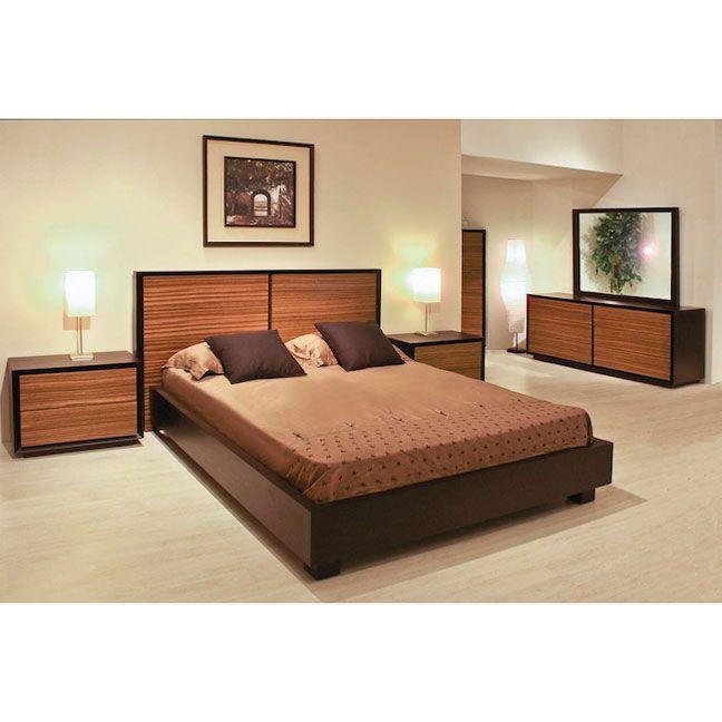 Munich Platform King Bed In 2020 Buy Bedroom Furniture Bedroom Bed Design Bedroom Sets