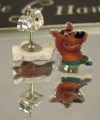 Image Result For Scooby Doo Earrings