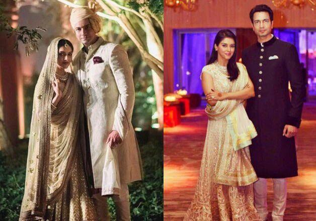 Asin weds Rahul sharma...shadi n reception