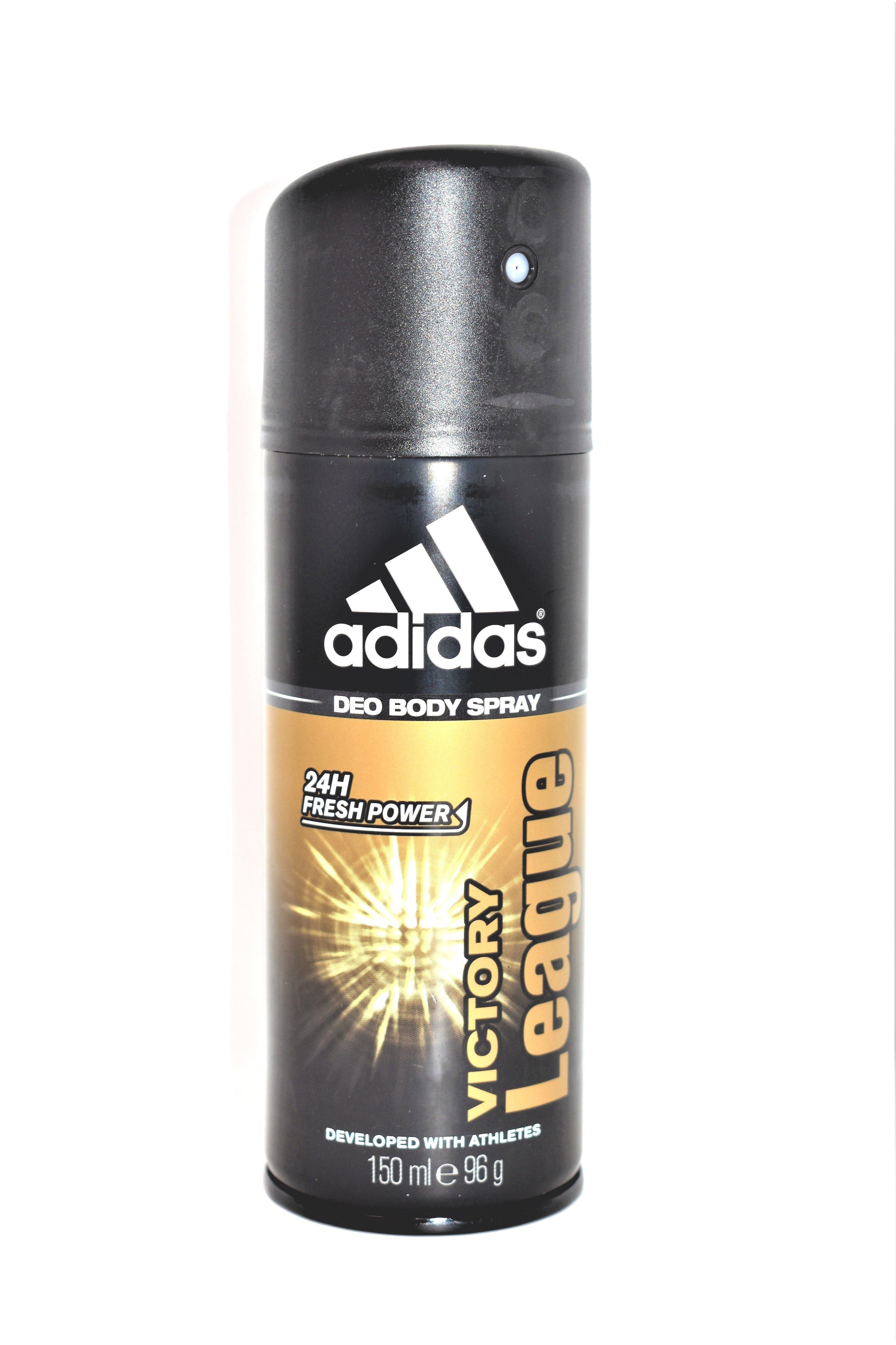 Adidas Men Deo Spray Victory League @, 150 ml
