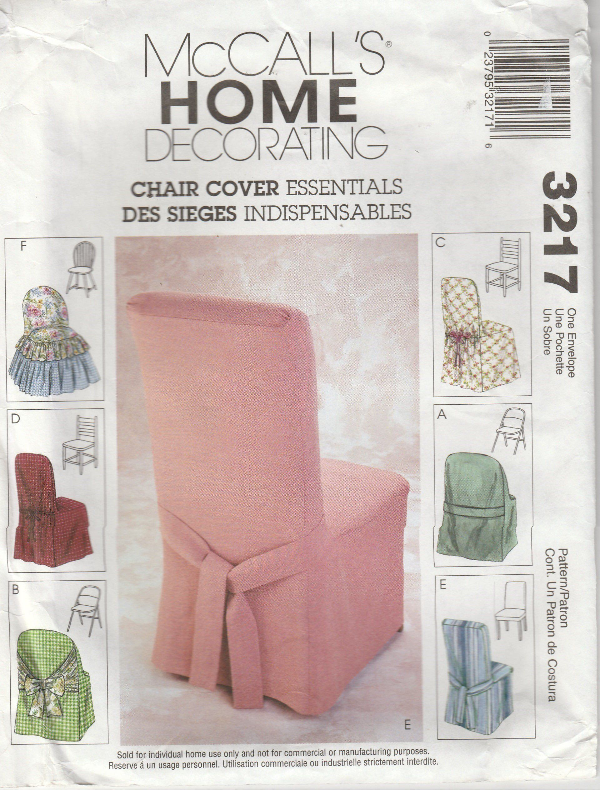 Chair Cover Patterns Chair Cover Pattern Fits Windsor Ladder Back Folding And Parsons