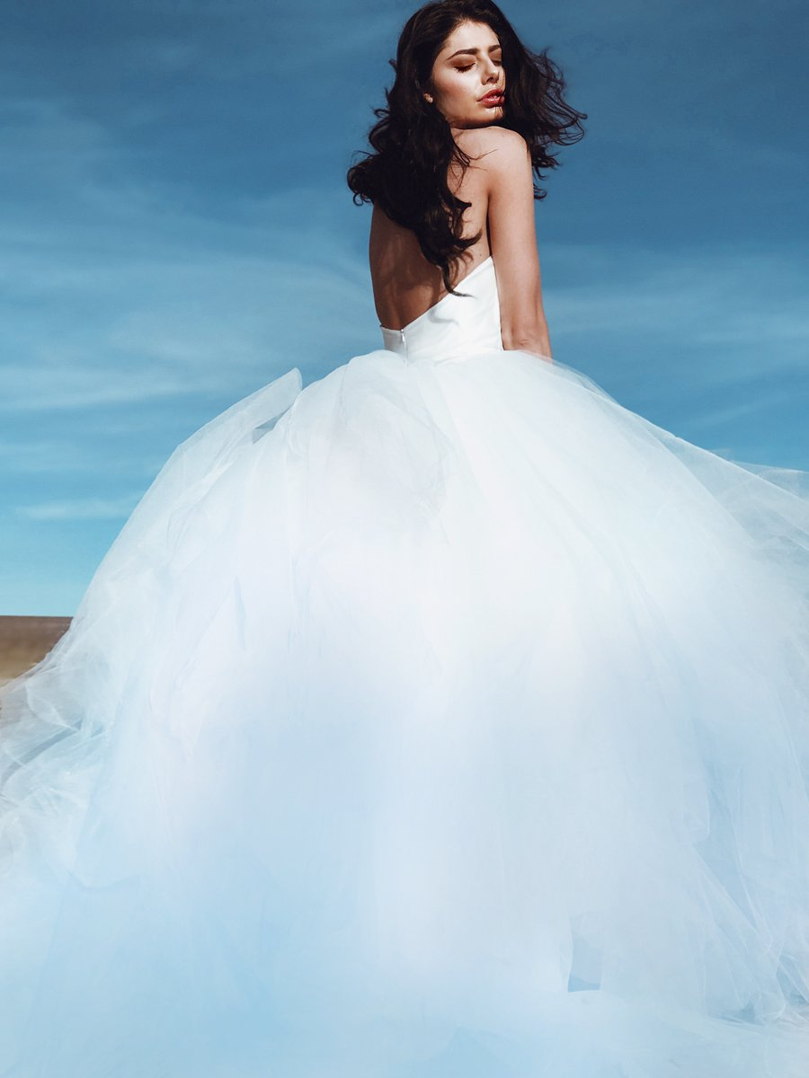 Aria beauty pinterest cathedral train couture bridal and ball