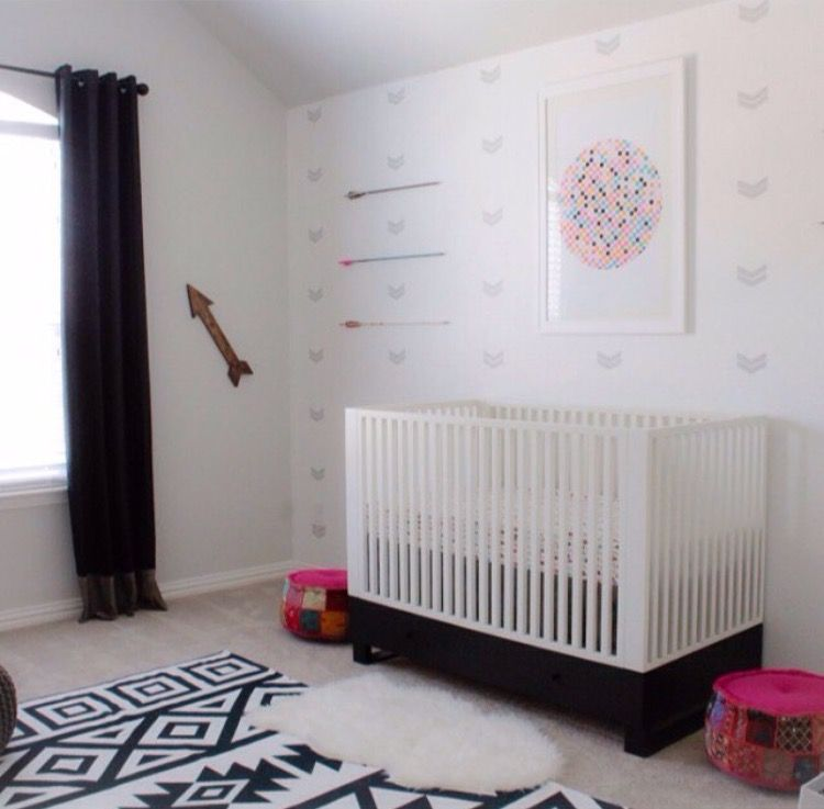 Love the crib.