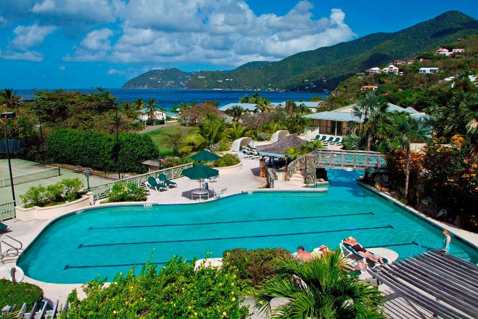 Who Says You Have To Choose Between A Pool Day And A Beach Day You Get The Best Of Both Worlds When Staying At Long Bay Beac Beach Resorts Resort Resort