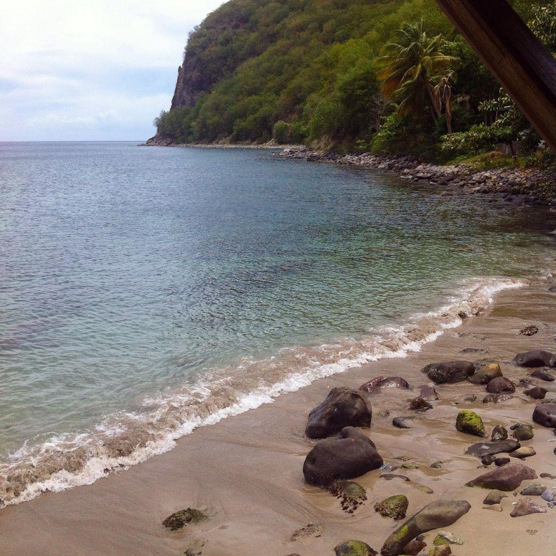 Guadeloupe Beach: Guadeloupe, Deshaies, Photos