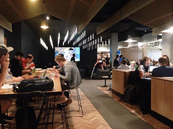 student study lounge interior design Google Search Student