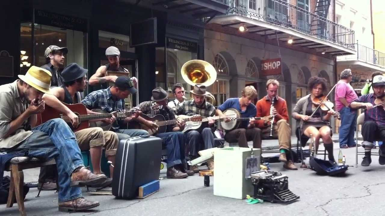 new orleans blues artists