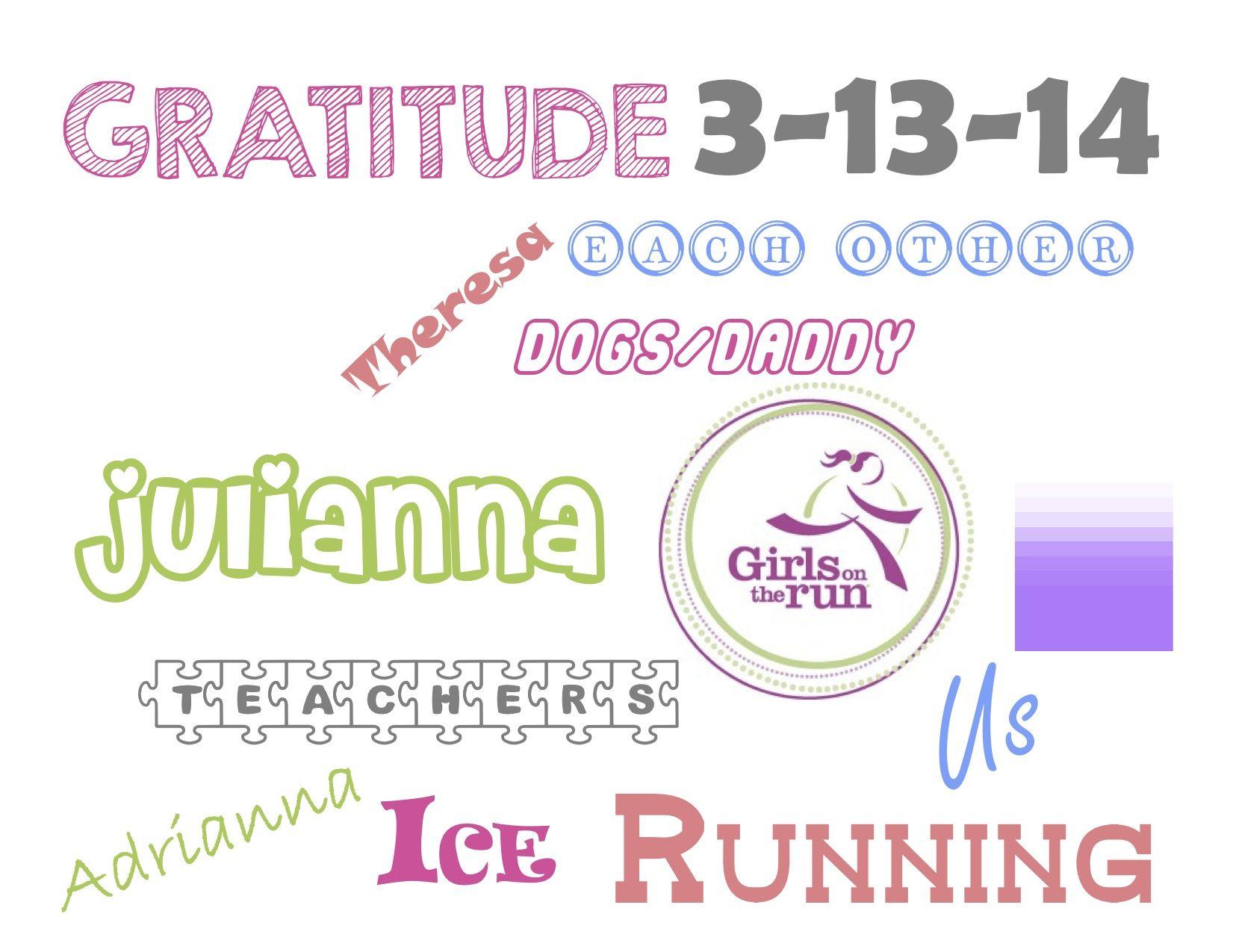 Our Gotrsola Coach Turned Her Team S Gratitude Acronym