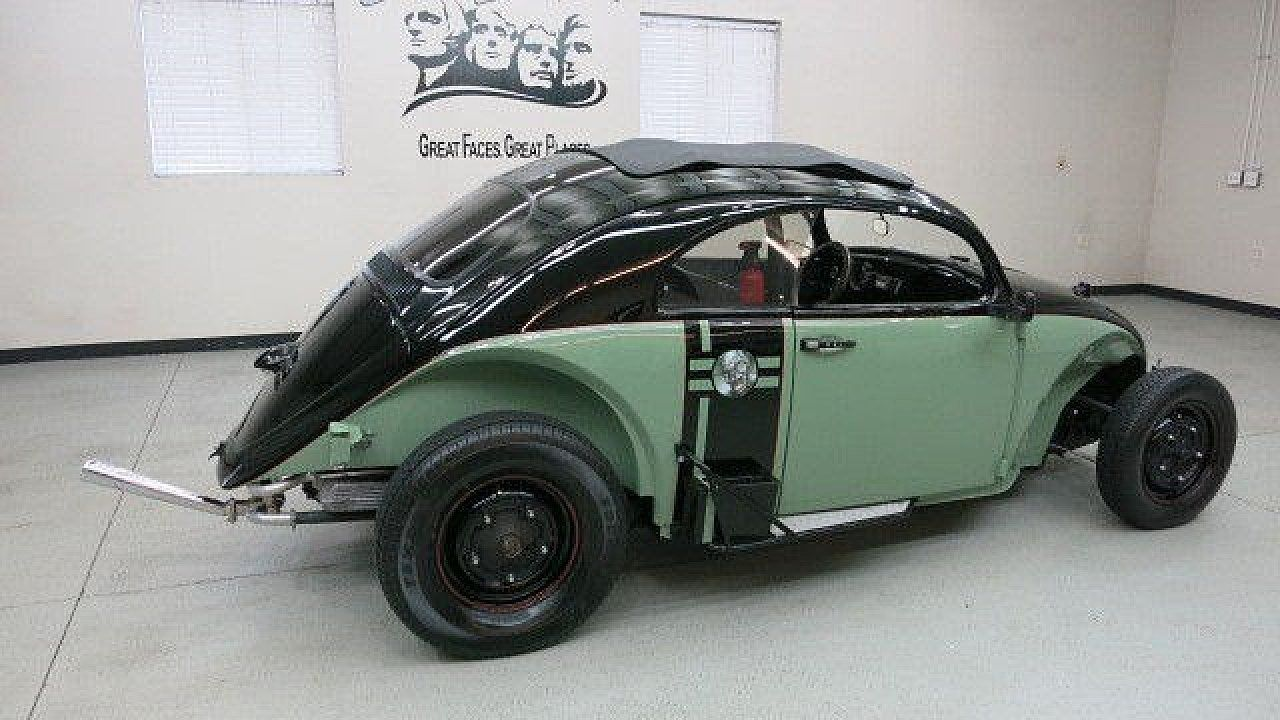 1966 Volkswagen Beetle for sale near Sioux Falls, South