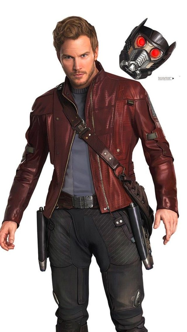 Star-Lord movie costume detail reference for future ...