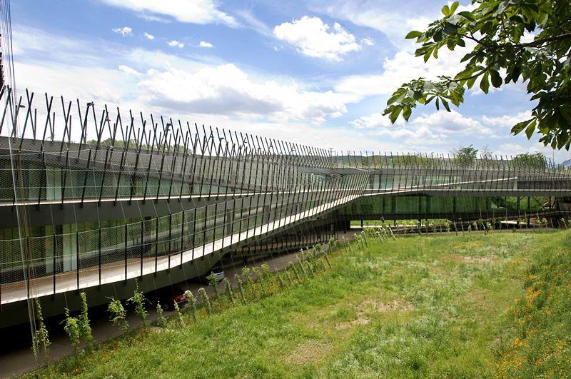 Nuestras Oficinas En El Centro Tecnológico De La Rioja Arquitectura Tecnologico Oficinas