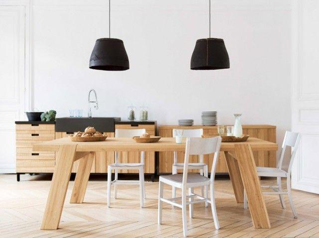 Des salles à manger très déco - Elle Décoration Tables, Dining and