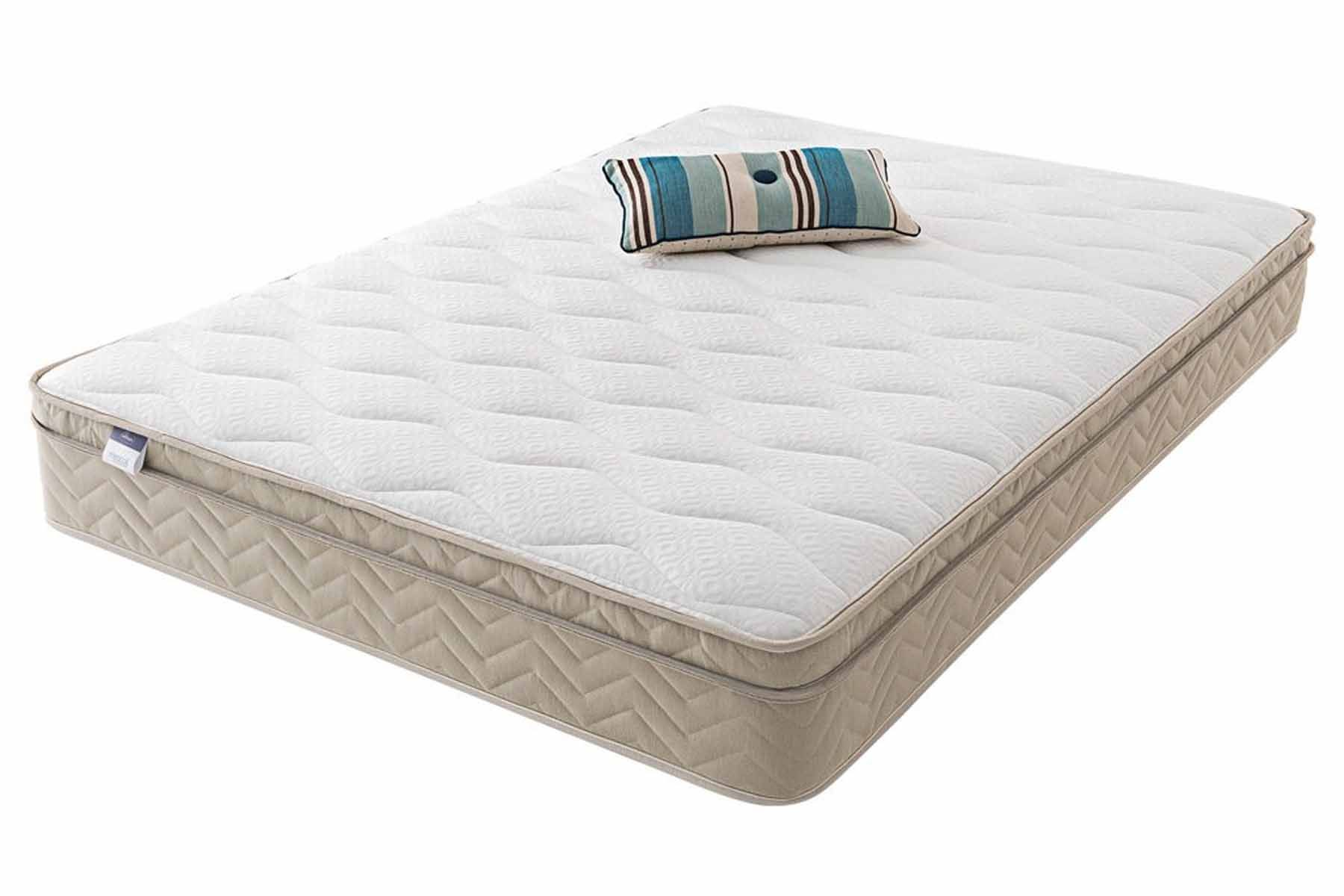 Silentnight Allure Limited Edition Miracoil Cushion Top Mattress