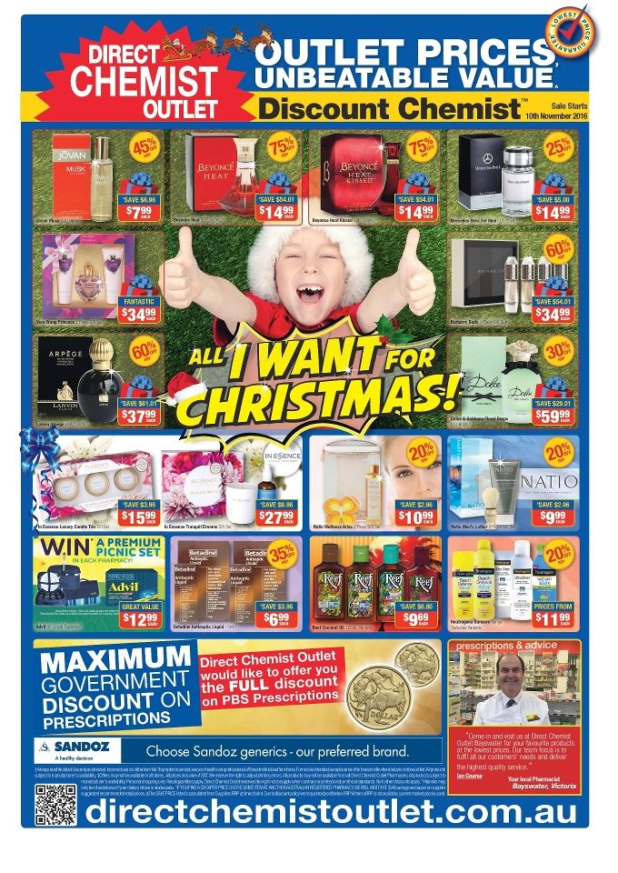 Christmas Mail Order Catalogs 2021 Direct Chemist Outlet Catalogue 10 24 November 2016 Http Olcatalogue Com Dco Direct Chemist Out Free Mail Order Catalogs Gift Catalog Home Decor Catalogs